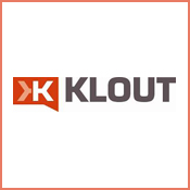 Klout Button